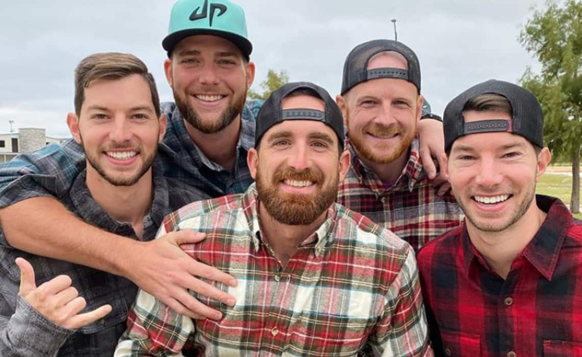The Dude Perfect crew